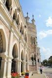 Sultan Abdul Samad Building famous landmark in kuala lumpur Royalty Free Stock Photos