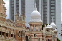 Sultan Abdul Samad Building, Kuala Lumpur Stock Photo