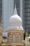 Sultan Abdul Samad Building, Kuala Lumpur.  Royalty Free Stock Image
