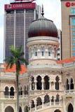 Sultan Abdul Samad Building, Kuala Lumpur Stock Photos