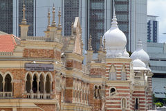 Sultan Abdul Samad Building, Kuala Lumpur Stock Images