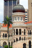 Sultan Abdul Samad Building, Kuala Lumpur.  Stock Photography