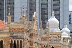 Sultan Abdul Samad Building, Kuala Lumpur.  Royalty Free Stock Photo