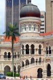 Sultan Abdul Samad Building, Kuala Lumpur.  Royalty Free Stock Images