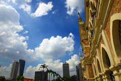 Sultan Abdul Samad Building Stock Photo