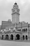 Sultan Abdul Samad Building in Kuala Lumpur Stock Photography
