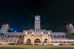 30/04/17 Sultan Abdul Samad Building, Kuala Lumpur, Malaisie Ni Image stock