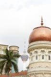 Sultan Abdul Samad Stock Image