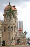 Sultan, Abdul Samad building in Kuala Lumpur Stock Photo