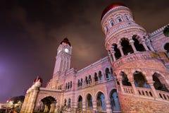 30/04/17 Sultan Abdul Samad Building, Kuala Lumpur, Malaysia. Ni Stock Images