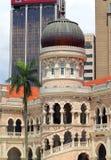 Sultan Abdul Samad Building, Kuala Lumpur Royalty Free Stock Images