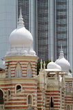 Sultan Abdul Samad Building, Kuala Lumpur.  Stock Photo