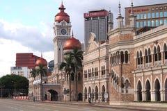Sultan Abdul Samad Building Malaysia Fotografering för Bildbyråer