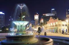 Sultan Abdul Samad Kuala Lumpur Stock Fotografie