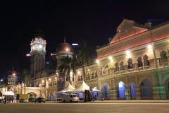 Sultan Abdul Samad Kuala Lumpur Royalty-vrije Stock Foto