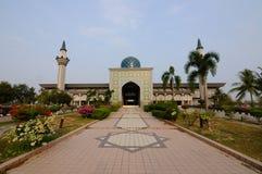 Sultan Abdul Samad Mosque (KLIA-moské) Royaltyfria Bilder