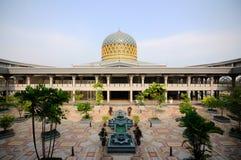 Sultan Abdul Samad Mosque (KLIA-moské) Arkivbild