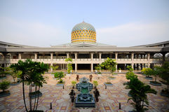 Sultan Abdul Samad Mosque (KLIA Mosque) Stock Photography
