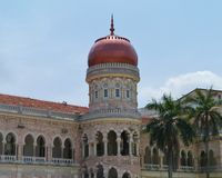 The Sultan Abdul Samad Stock Photos