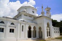 Sultan Abdullah Moschee, Malaysia Lizenzfreie Stockfotos