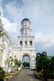 Sultan Abu Bakar State Mosque in Johor Bharu, Malaysia Stockbild