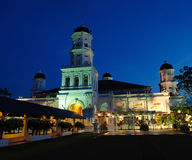 Sultan Abu Bakar State Mosque Royalty Free Stock Photography