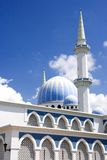 Sultan Ahmad I State Mosque Stock Photo