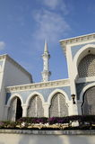 Sultan Ahmad 1 Mosque in Kuantan Royalty Free Stock Photography