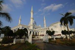 Sultan Ahmad Shah 1 mezquita en Kuantan Fotos de archivo