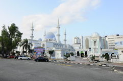 Sultan Ahmad Shah 1 Mosque in Kuantan Royalty Free Stock Images
