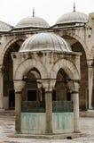 Sultan Ahmed-Moscheendetail Lizenzfreies Stockfoto