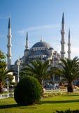 Sultan ahmed mosque Stock Photos