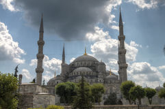 Sultan Ahmed Mosque Immagine Stock