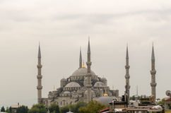 Sultan Ahmed Mosque Photographie stock