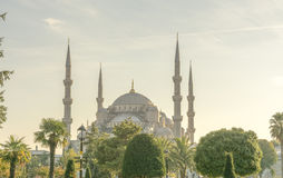 Sultan Ahmed Mosque Royalty-vrije Stock Fotografie