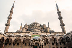 Sultan Ahmed Mosque Royalty-vrije Stock Foto