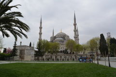 Sultan Ahmed Mosque Imagem de Stock
