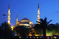 Sultan Ahmed Mosque (Blauwe Moskee) in Istanboel Stock Fotografie