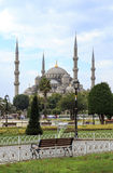 Sultan Ahmed Mosque (Blue Mosque). Royalty Free Stock Photos