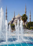 Sultan Ahmed Mosque (Blue Mosque), Istanbul Stock Photos