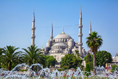 Sultan Ahmed Mosque (Blue Mosque), Istanbul Stock Photography