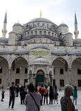 Sultan Ahmed Mosque Royalty Free Stock Photos