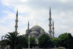 Sultan Ahmed Mosque 3 Royalty Free Stock Image