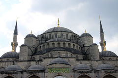 Sultan Ahmed Mosque 4 Royalty Free Stock Images