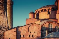 Sultan Ahmed Mosque Illuminated. Beauty world. Istanbul Turkey Stock Photos