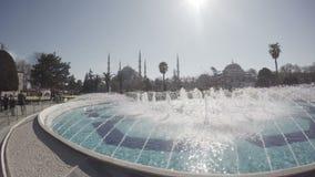Sultan Ahmed Mosque Illuminated Blue Mosque, Estambul
