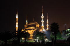 Sultan Ahmed Mosque Istanbul Stock Photography