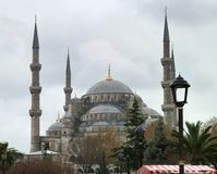 Sultan Ahmed Mosque Royalty Free Stock Images