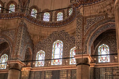 Sultan Ahmed Mosque Stock Photography