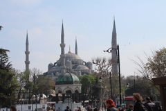 Sultan Ahmed Mosque, Istanbul, Turkey Stock Photo